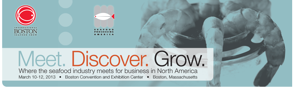 Boston Seafood Show - Largest North American Expo